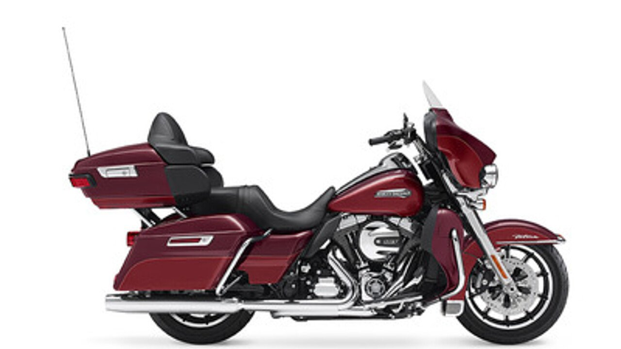 2016 Harley-Davidson Touring for sale 200493353