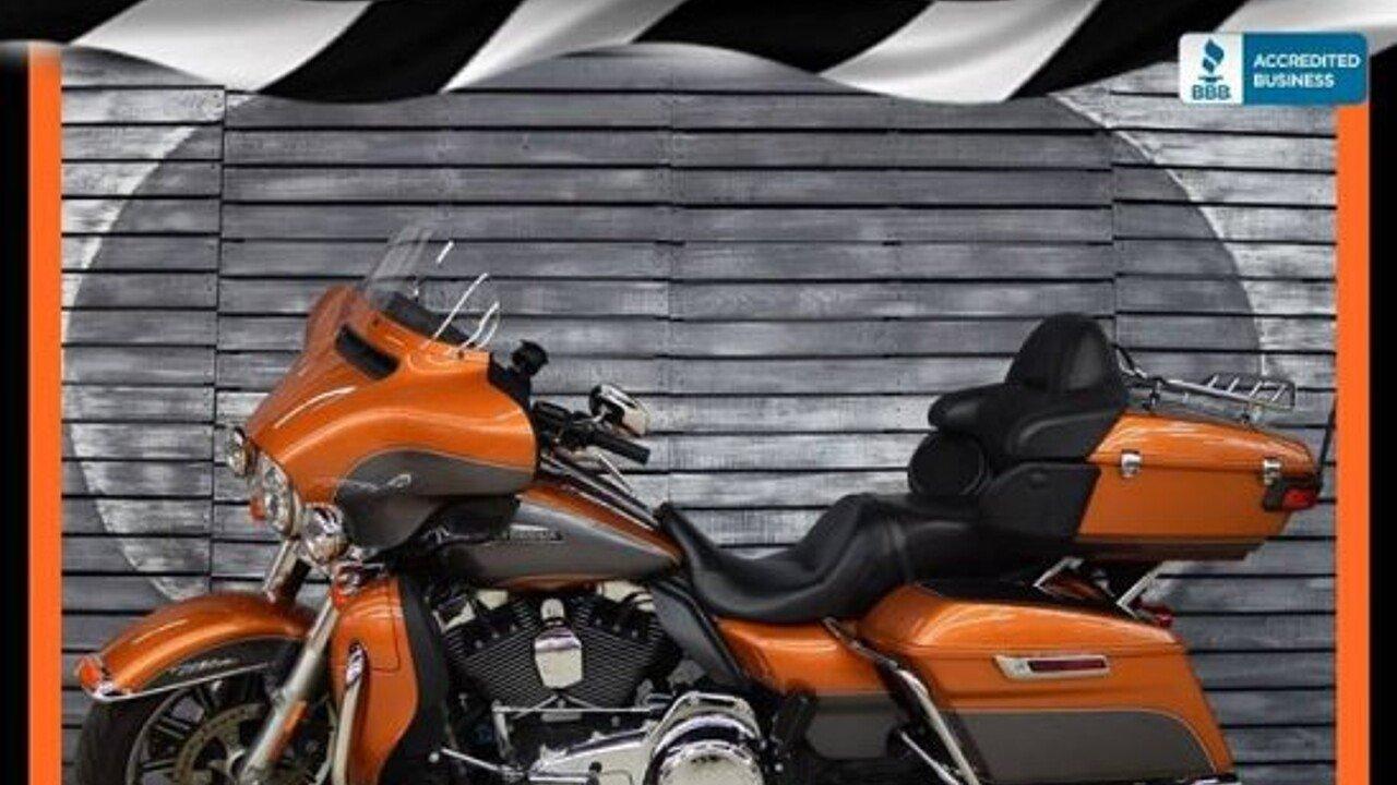 2016 Harley-Davidson Touring for sale 200493461