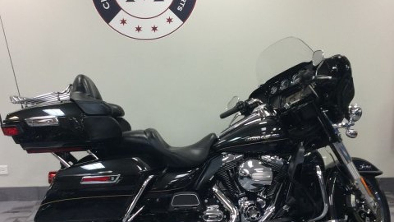 2016 Harley-Davidson Touring for sale 200496982