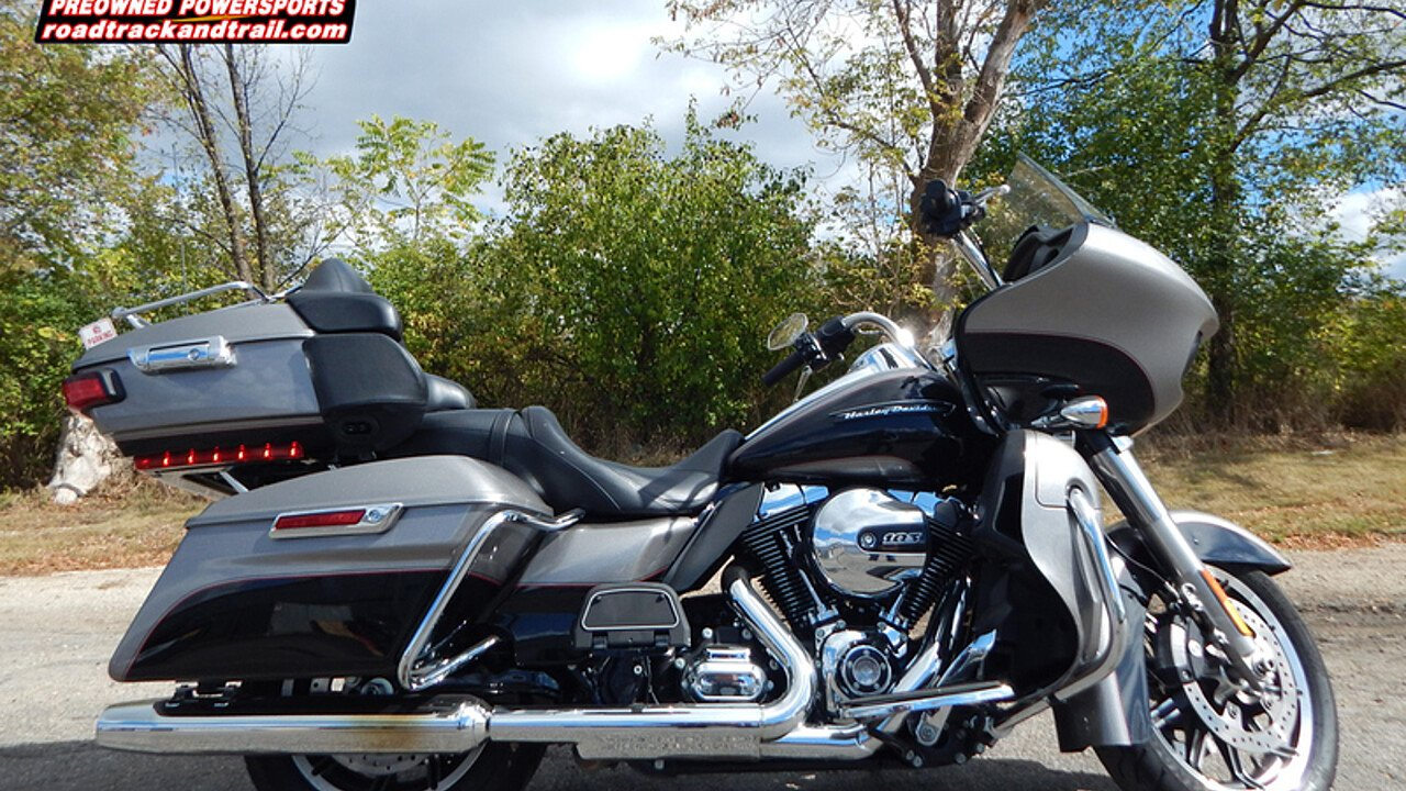 2016 Harley-Davidson Touring for sale 200497421