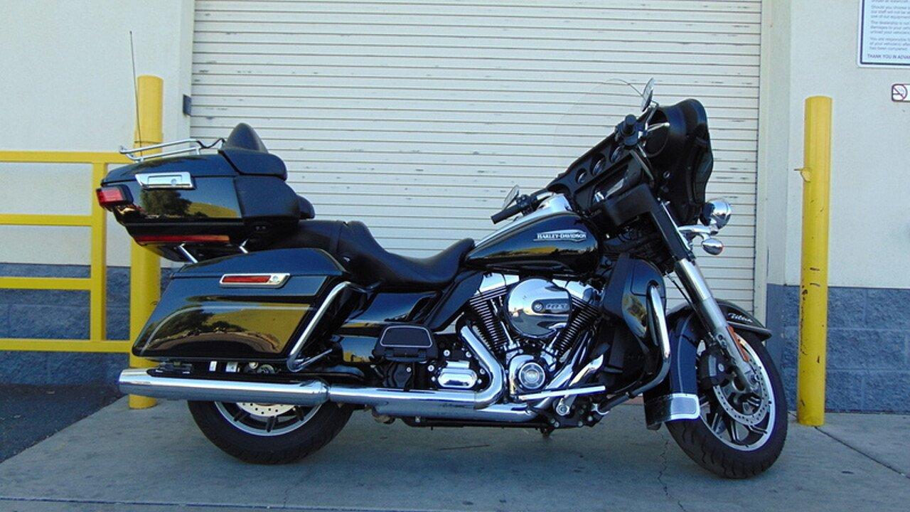 2016 Harley-Davidson Touring for sale 200499039