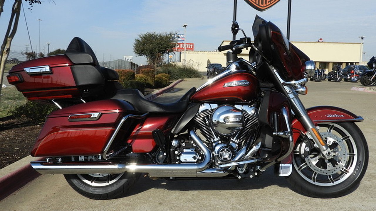 2016 Harley-Davidson Touring for sale 200515763