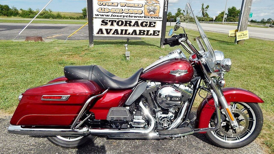2016 Harley-Davidson Touring for sale 200518184