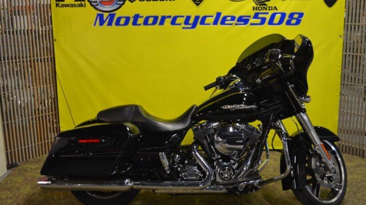 2016 Harley-Davidson Touring for sale 200521844