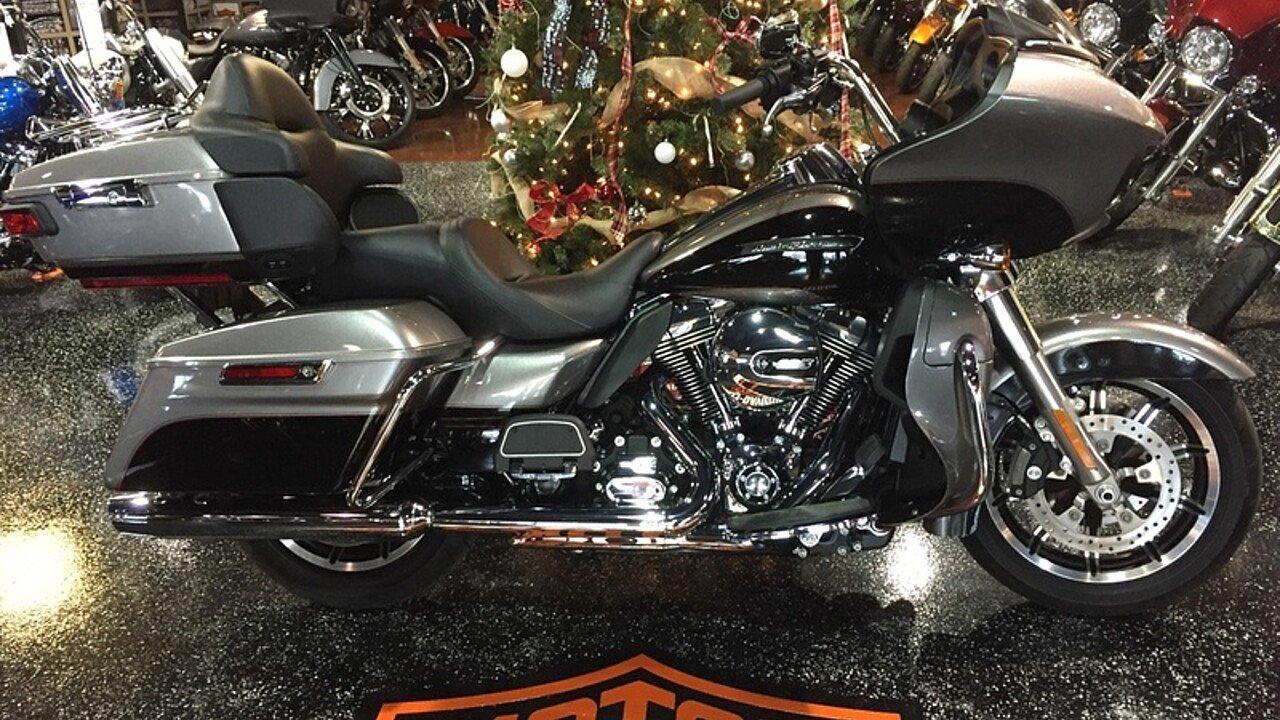 2016 Harley-Davidson Touring for sale 200522520