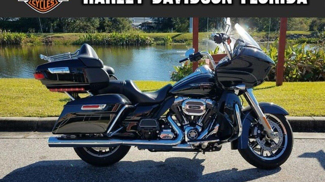 2016 Harley-Davidson Touring for sale 200523409