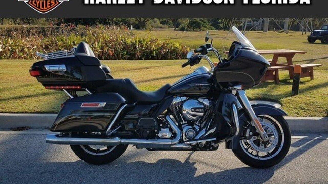 2016 Harley-Davidson Touring for sale 200523433