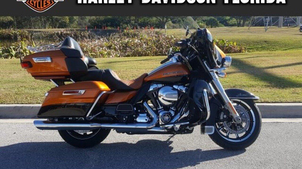 2016 Harley-Davidson Touring for sale 200523490