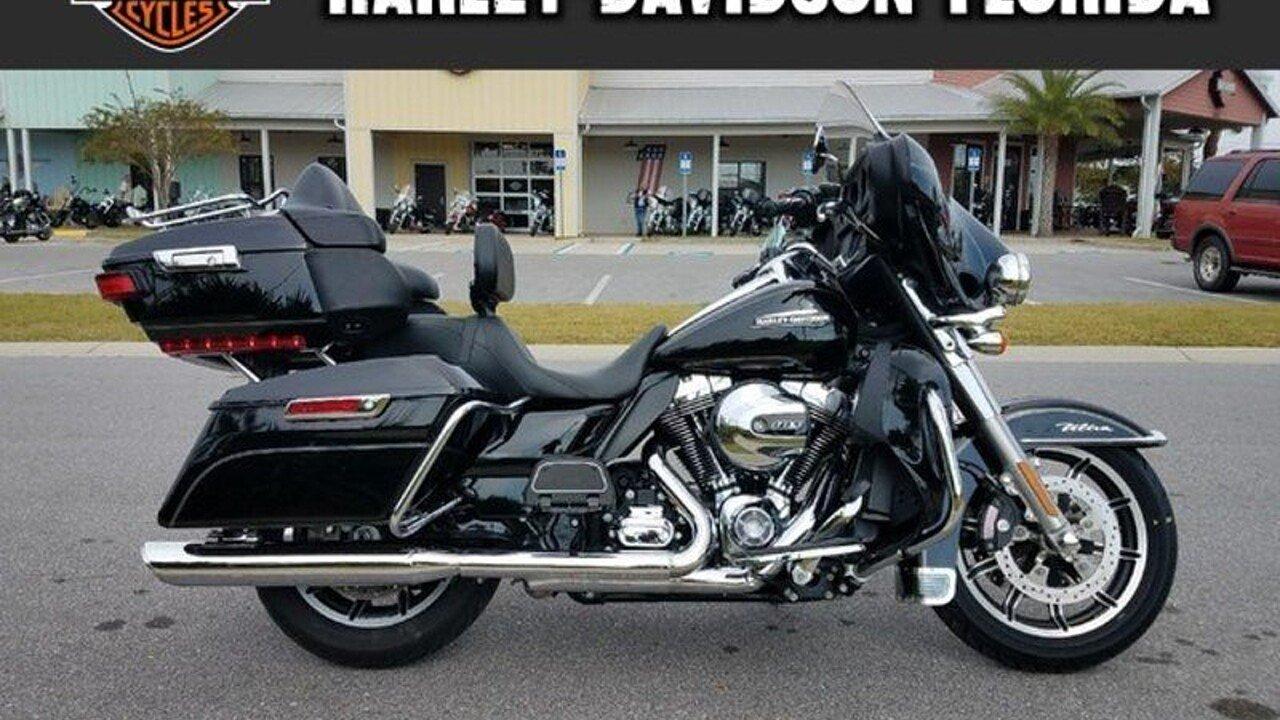 2016 Harley-Davidson Touring for sale 200523608