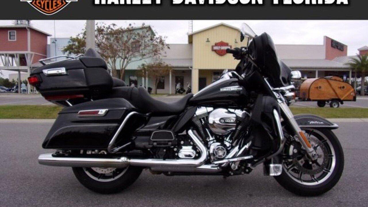 2016 Harley-Davidson Touring for sale 200523652