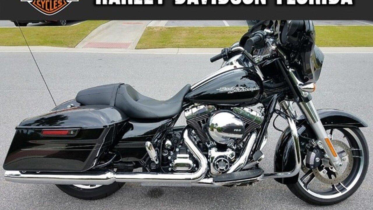 2016 Harley-Davidson Touring for sale 200523695