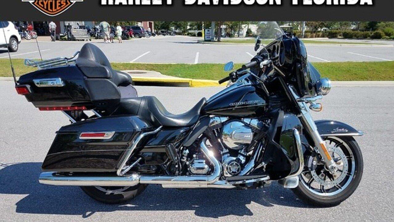 2016 Harley-Davidson Touring for sale 200523708