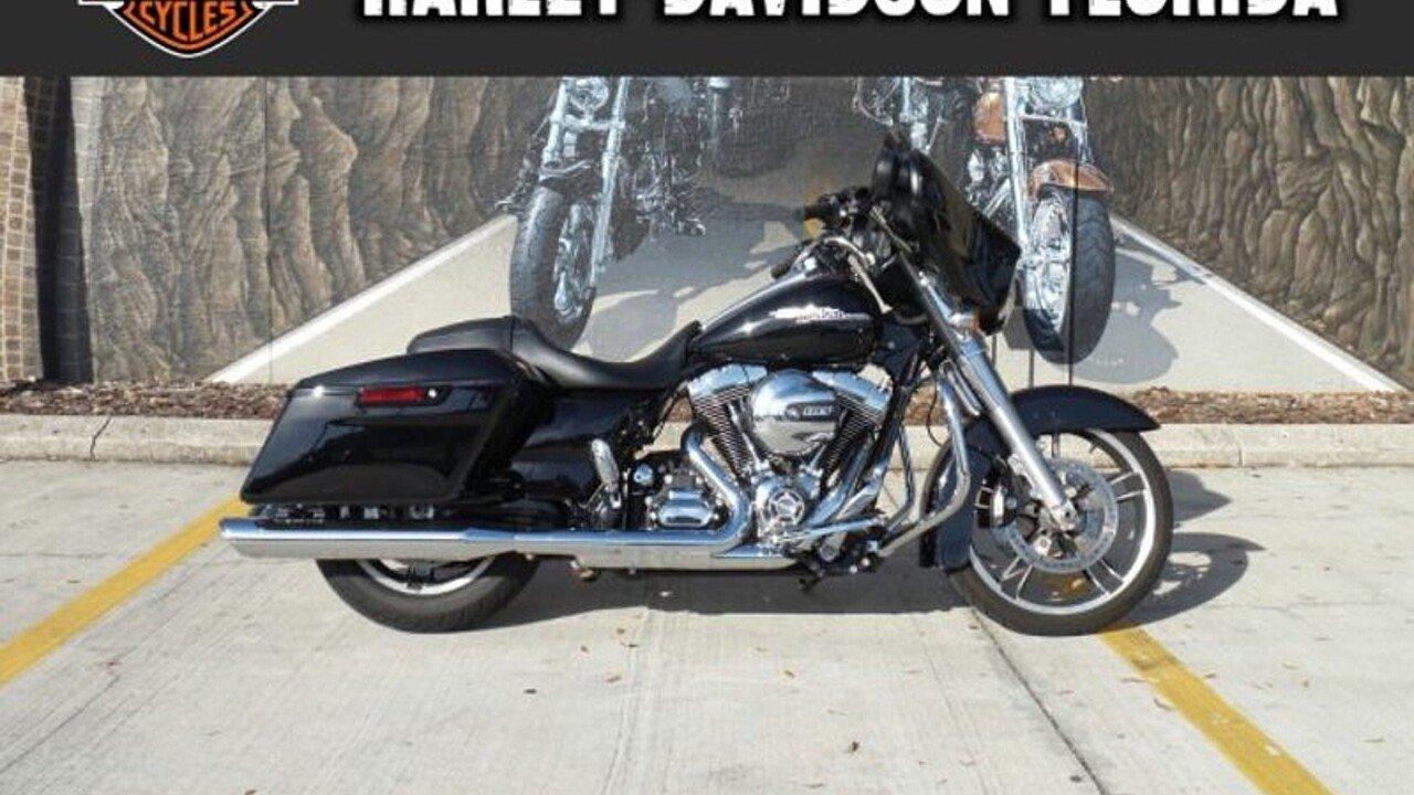 2016 Harley-Davidson Touring for sale 200525343
