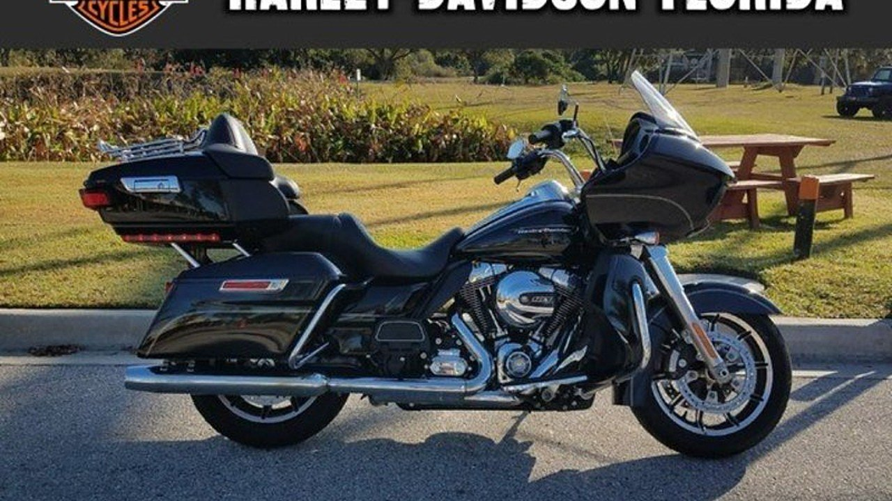 2016 Harley-Davidson Touring for sale 200526018