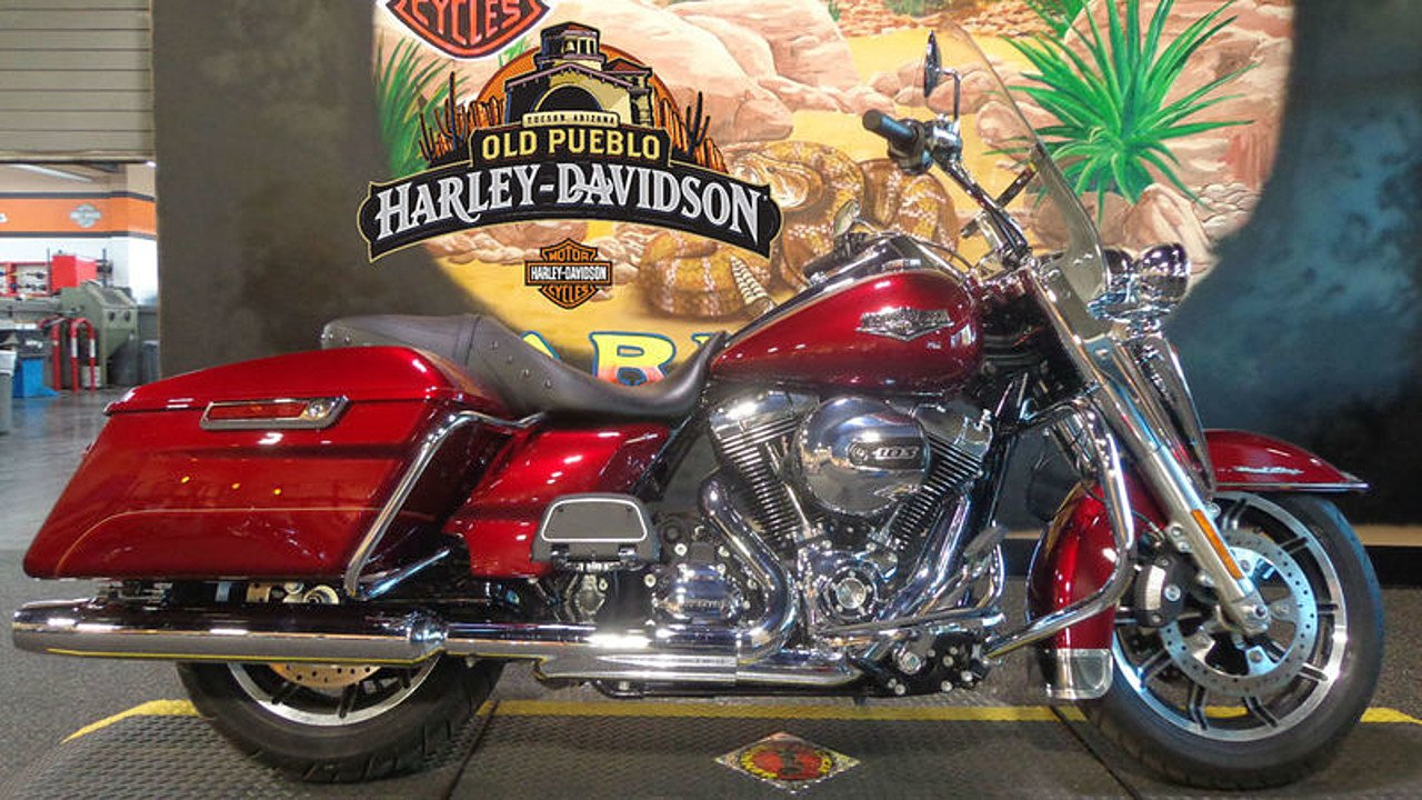2016 Harley-Davidson Touring for sale 200533687