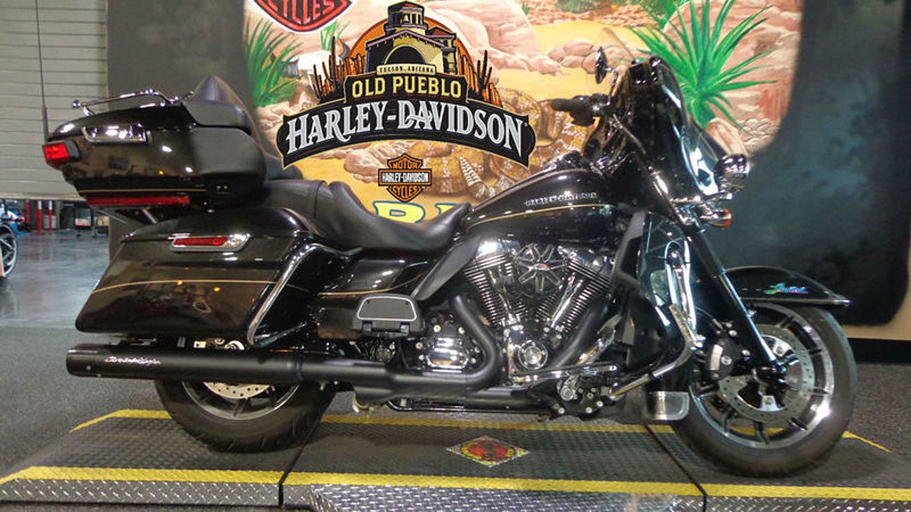2016 Harley-Davidson Touring for sale 200534478