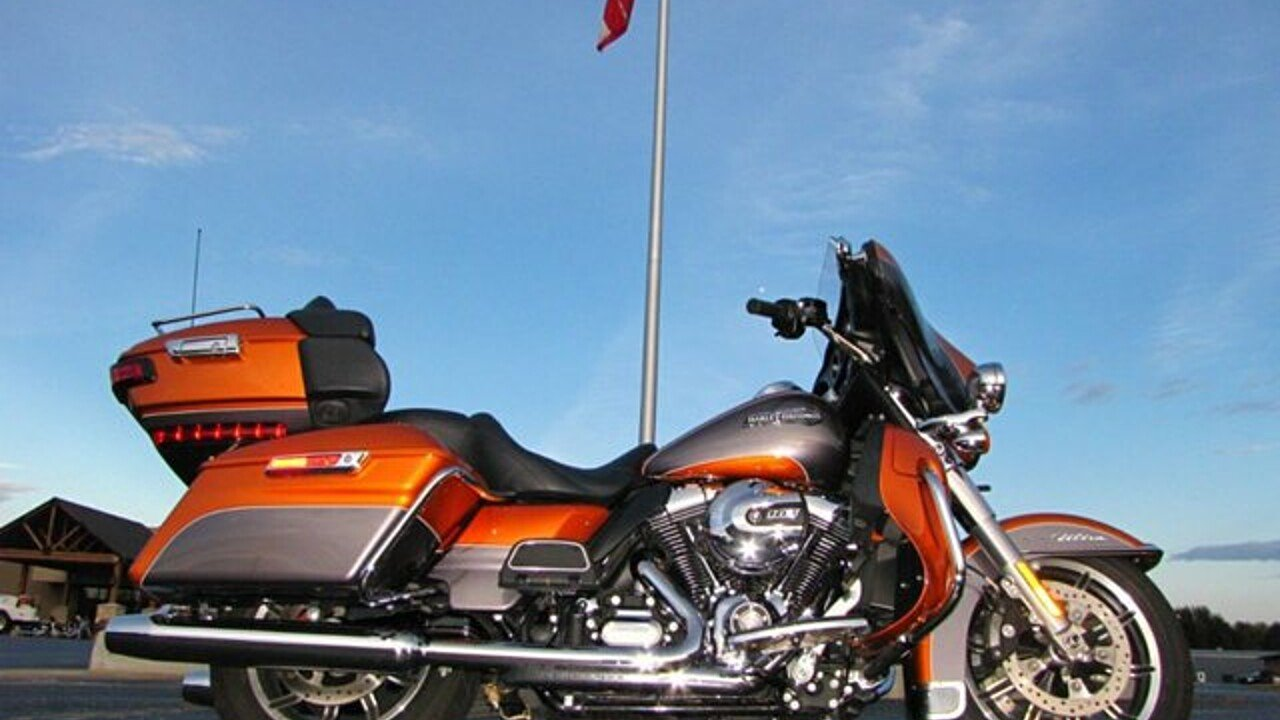 2016 Harley-Davidson Touring for sale 200544715