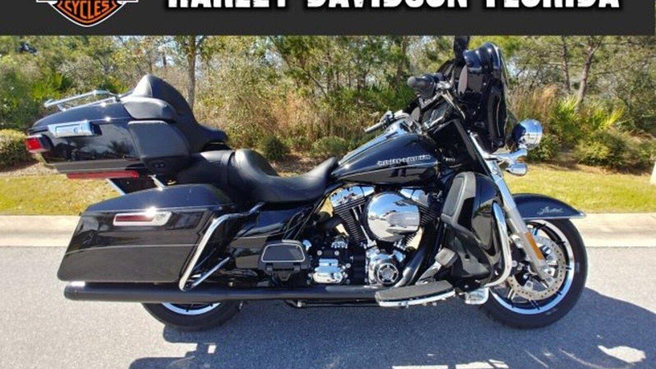 2016 Harley-Davidson Touring for sale 200546648