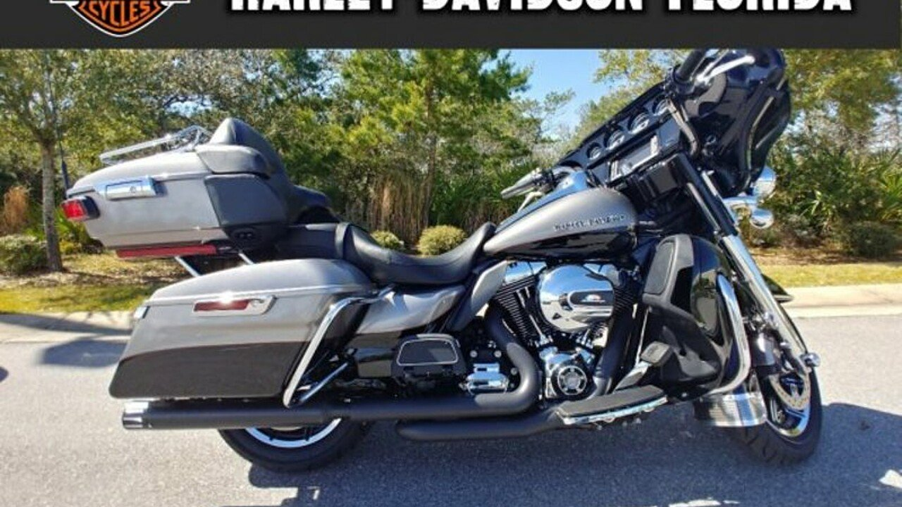 2016 Harley-Davidson Touring for sale 200546673