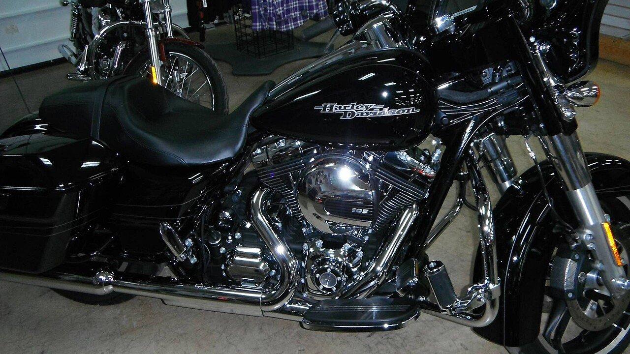 2016 Harley-Davidson Touring for sale 200547501