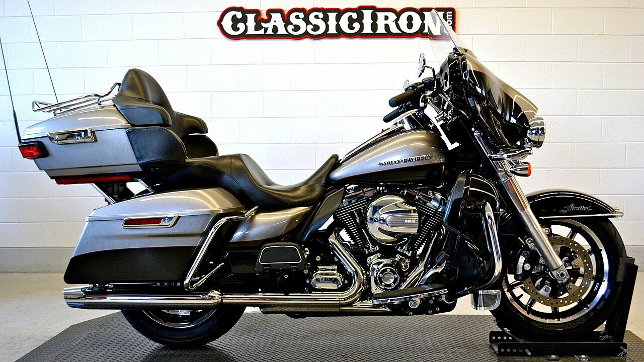2016 Harley-Davidson Touring for sale 200558861