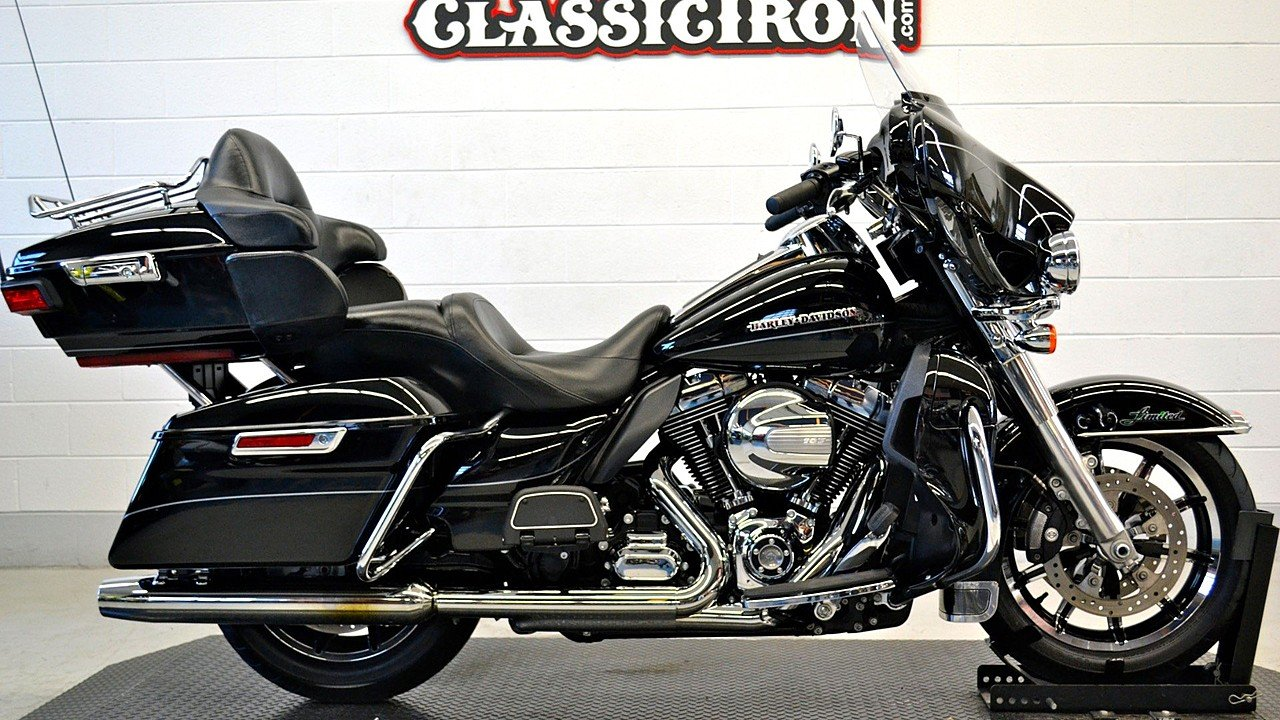 2016 Harley-Davidson Touring for sale 200558862