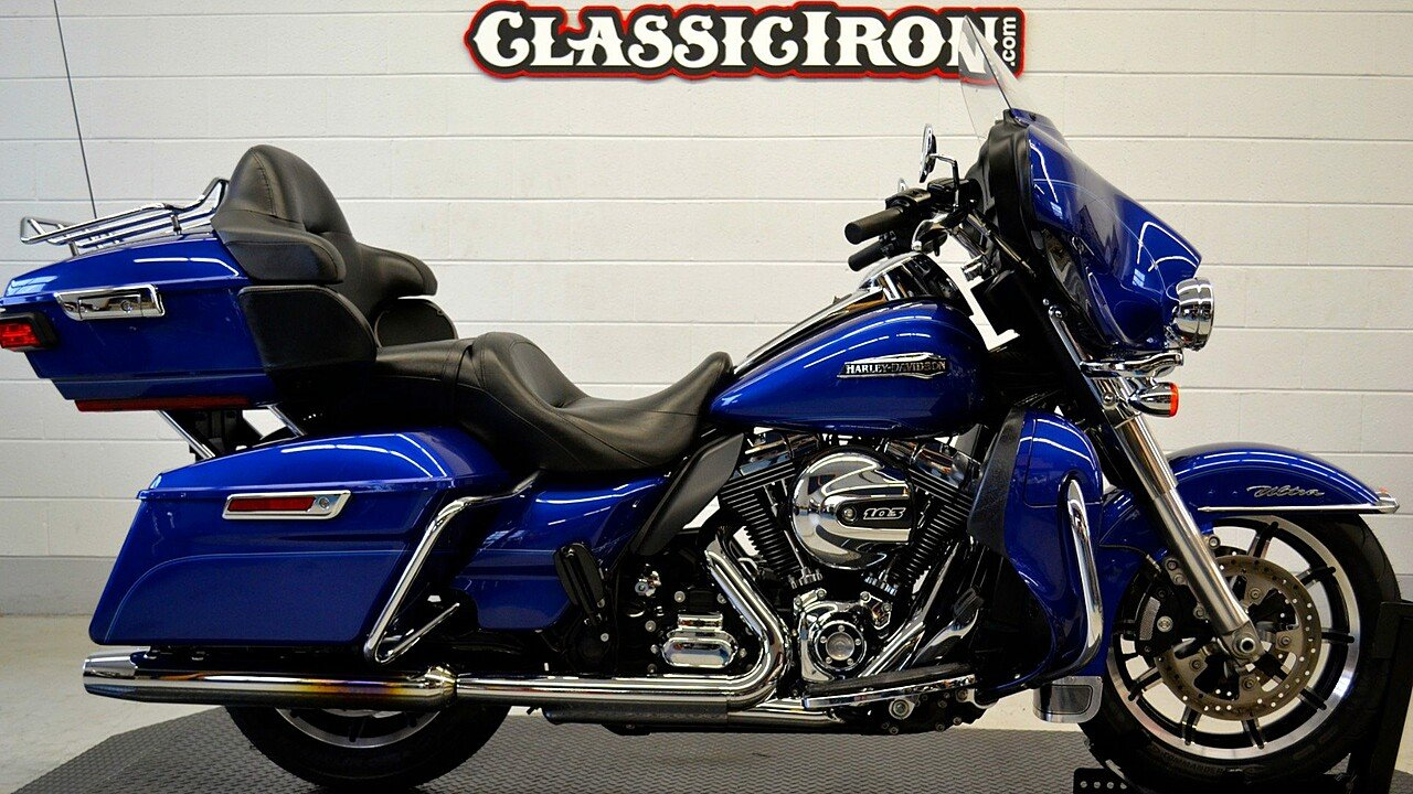 2016 Harley-Davidson Touring for sale 200558926