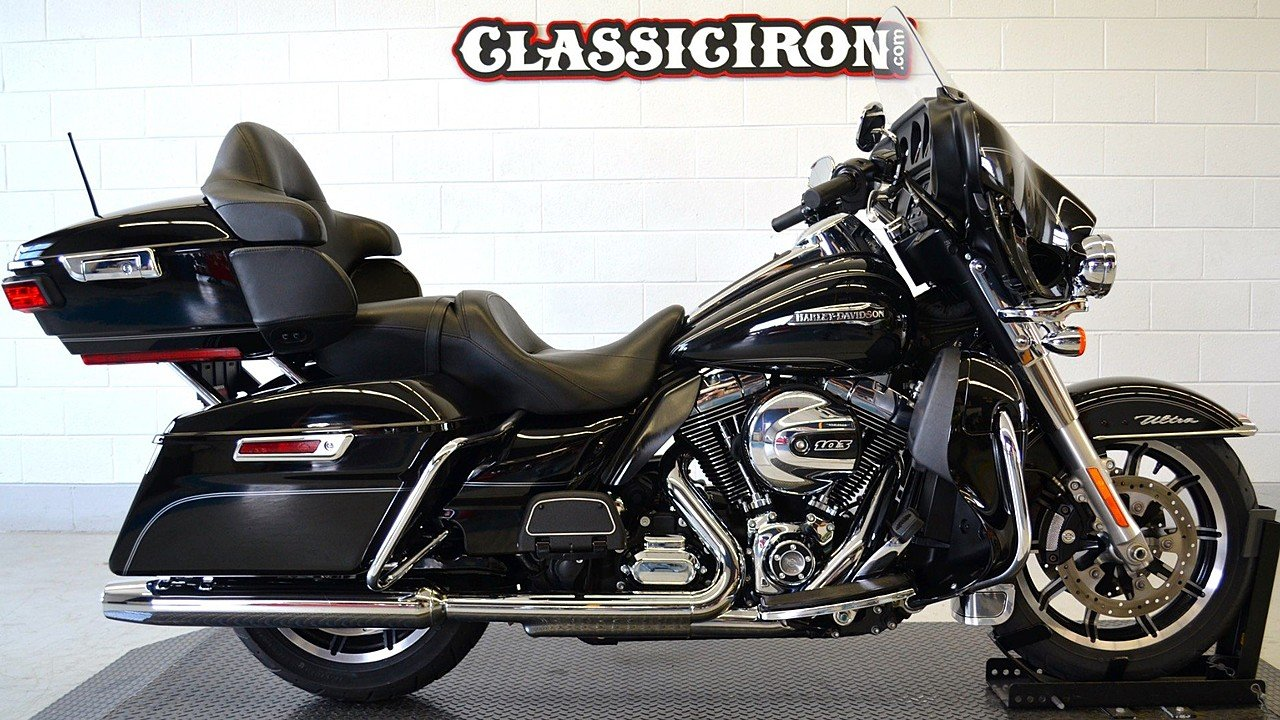 2016 Harley-Davidson Touring Ultra Classic Electra Glide for sale 200558944
