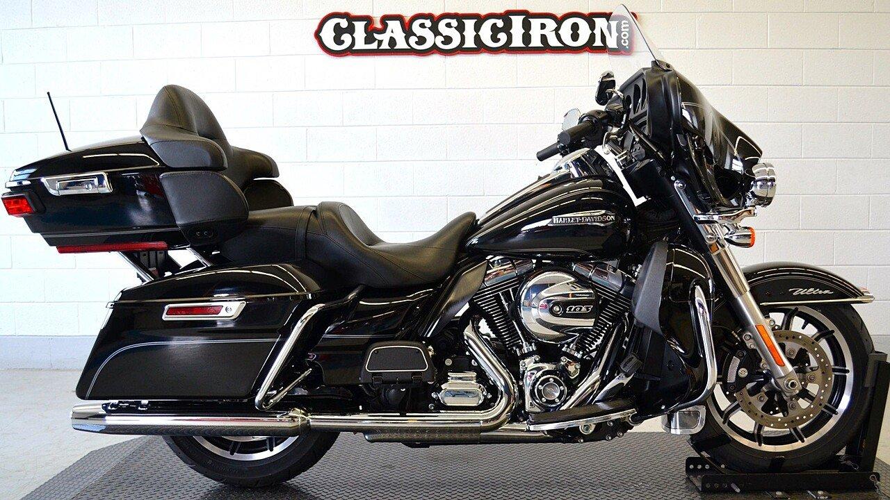 2016 Harley-Davidson Touring for sale 200558944