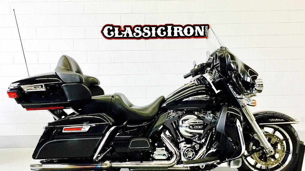 2016 Harley-Davidson Touring for sale 200563765