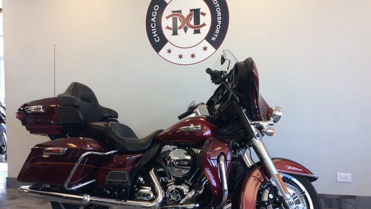 2016 Harley-Davidson Touring for sale 200570901