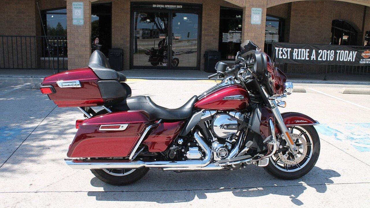 2016 Harley-Davidson Touring for sale 200579817