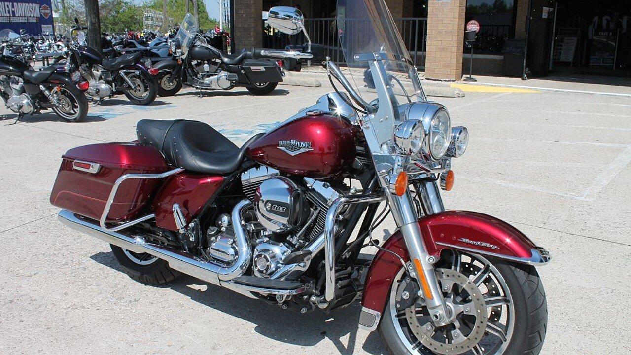 2016 Harley-Davidson Touring for sale 200579819