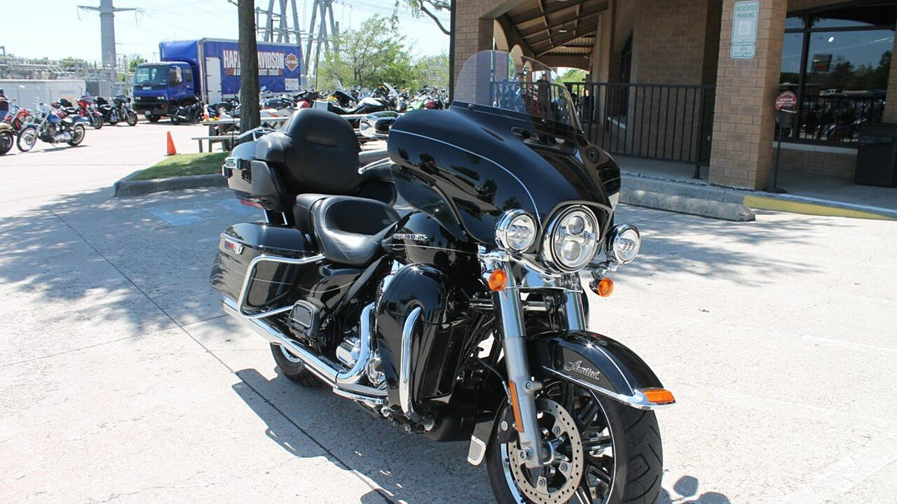 2016 Harley-Davidson Touring for sale 200579821