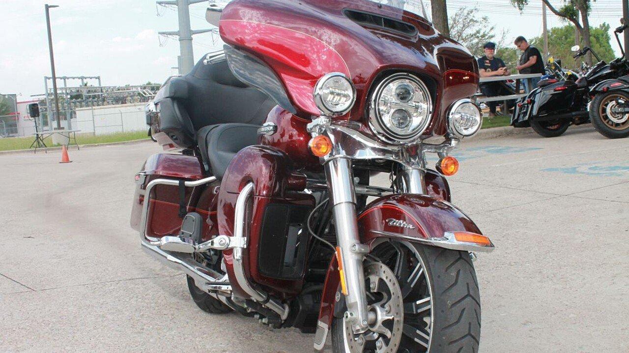 2016 Harley-Davidson Touring for sale 200580620