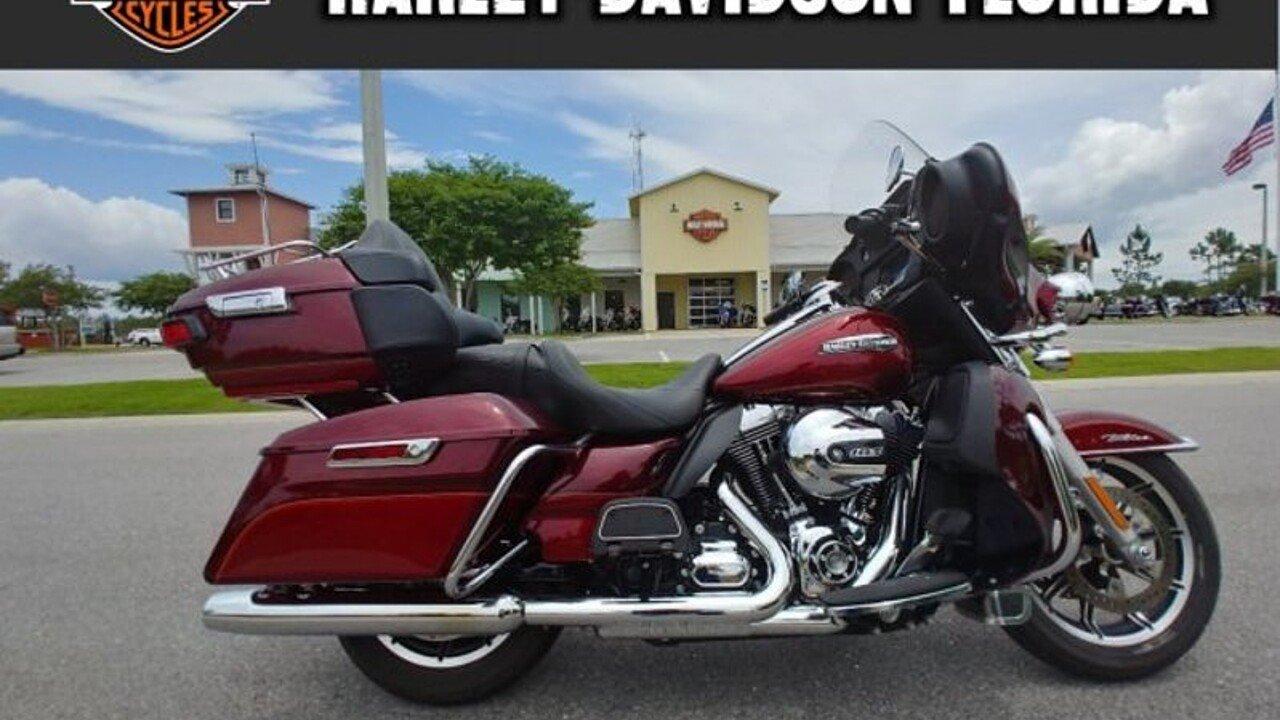 2016 Harley-Davidson Touring for sale 200581771