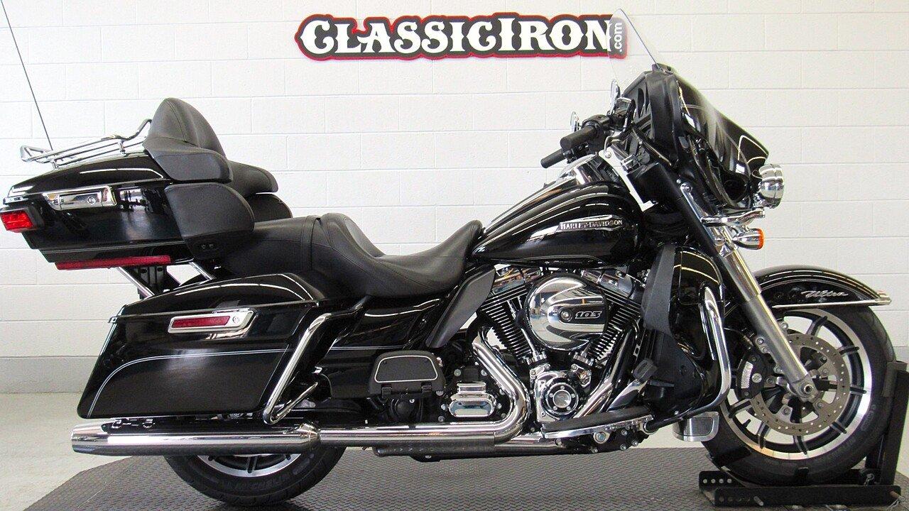 2016 Harley-Davidson Touring for sale 200585046