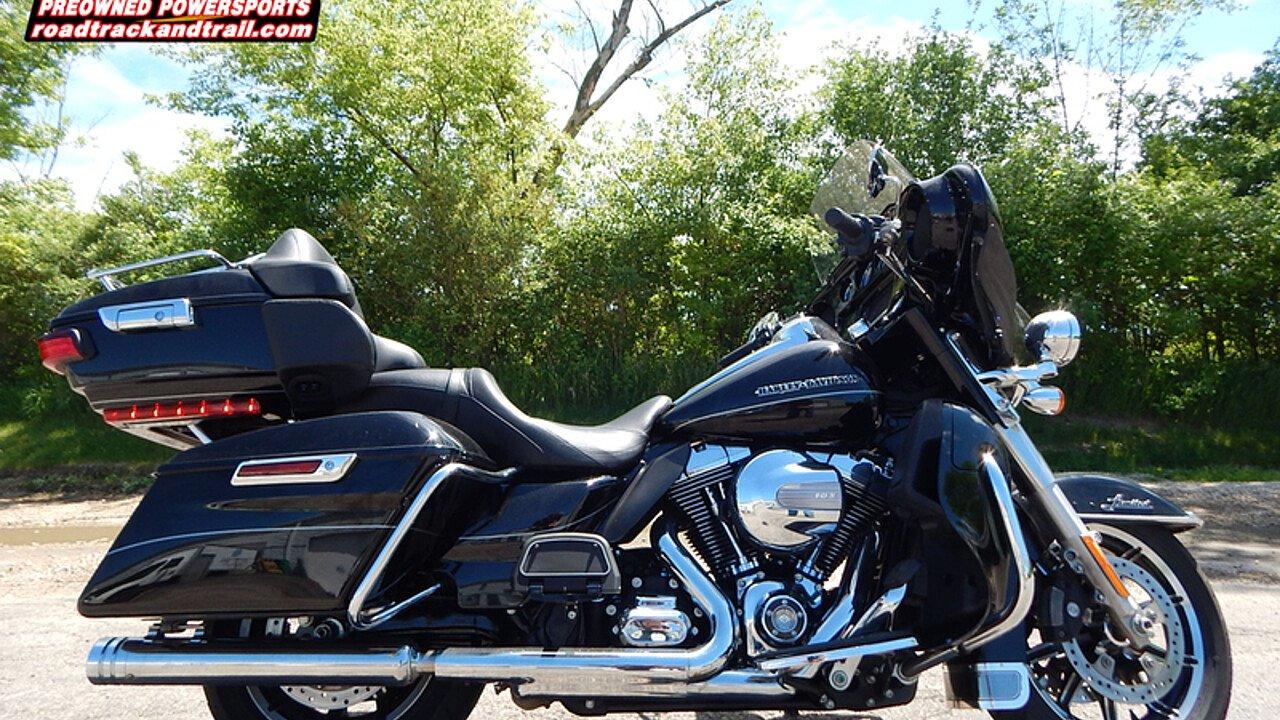 2016 Harley-Davidson Touring for sale 200585177
