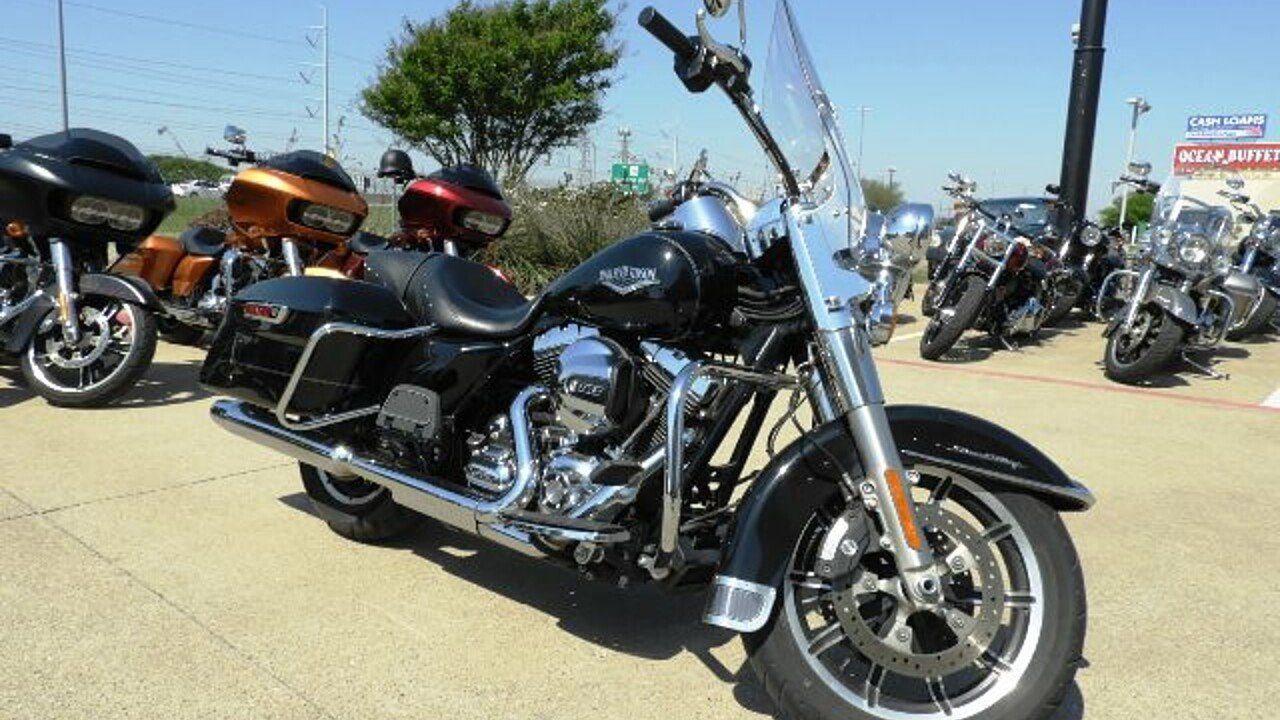 2016 Harley-Davidson Touring for sale 200586503
