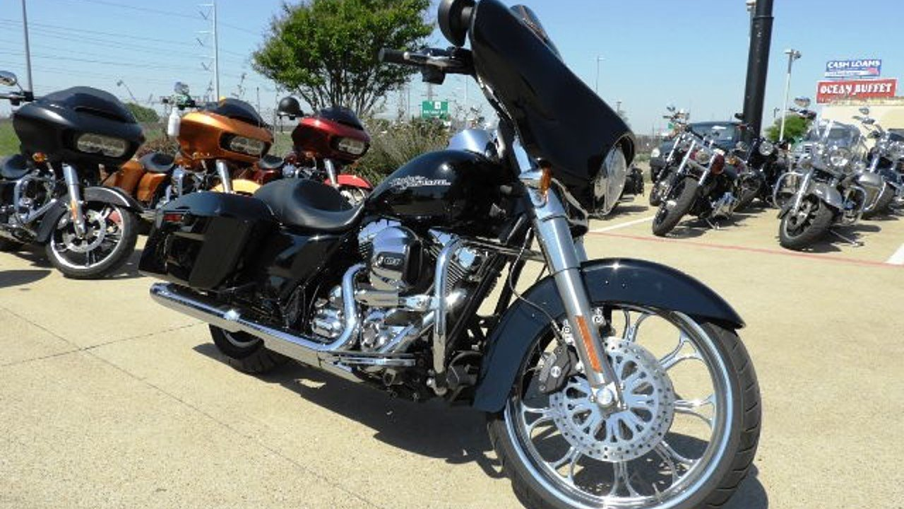 2016 Harley-Davidson Touring for sale 200586505