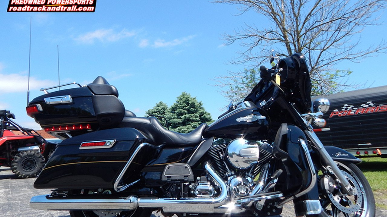 2016 Harley-Davidson Touring for sale 200586781