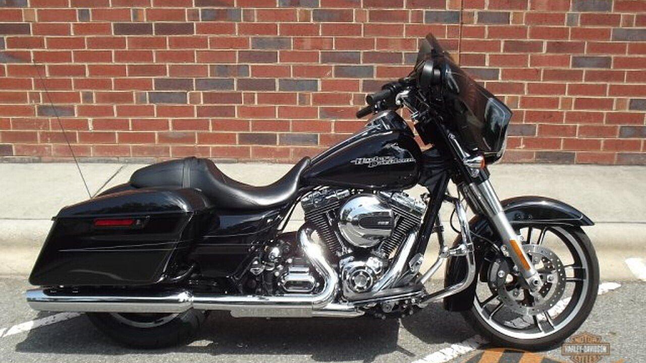 2016 Harley-Davidson Touring for sale 200590539