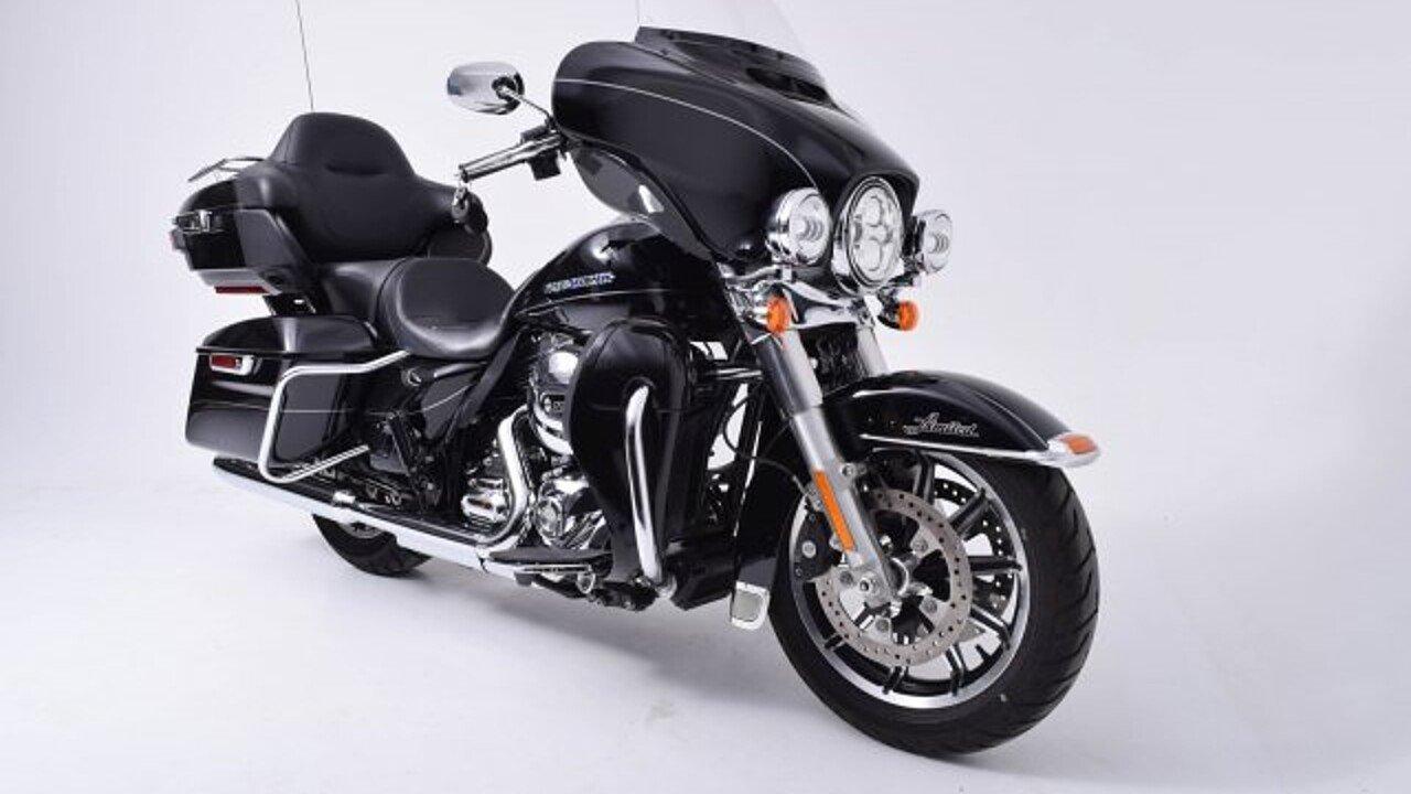 2016 Harley-Davidson Touring for sale 200591135