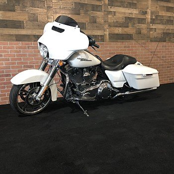 2016 Harley-Davidson Touring Street Glide 103 for sale 200592752