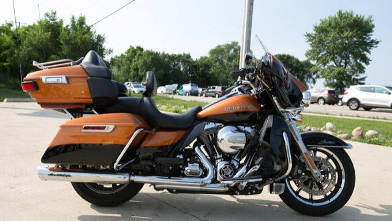 2016 Harley-Davidson Touring for sale 200595439