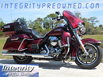 2016 Harley-Davidson Touring Ultra Classic Electra Glide for sale 200616258