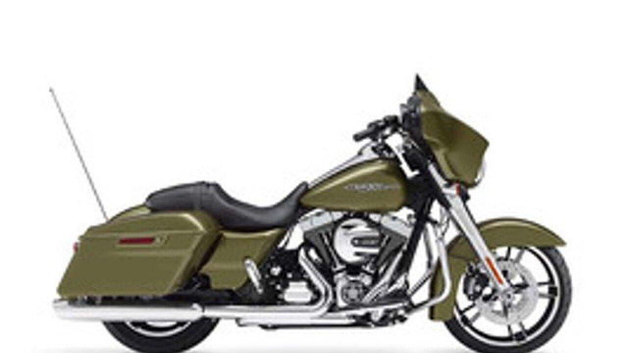 2016 Harley-Davidson Touring for sale 200621570