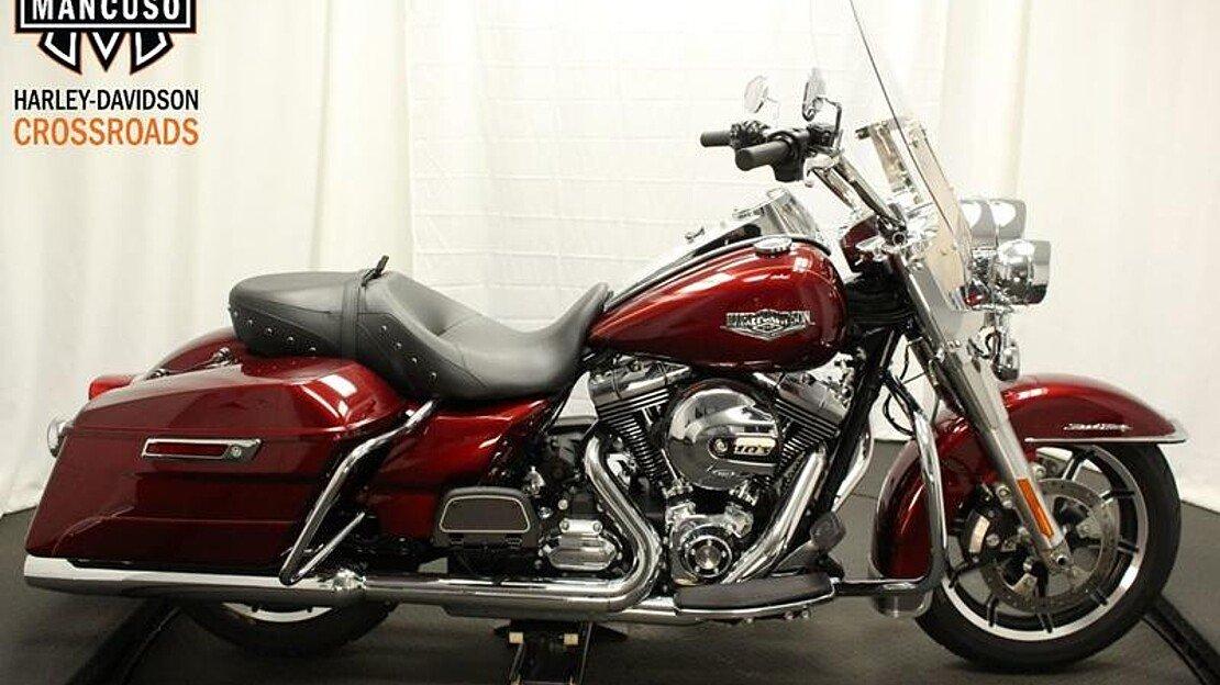 2016 Harley-Davidson Touring for sale 200621717