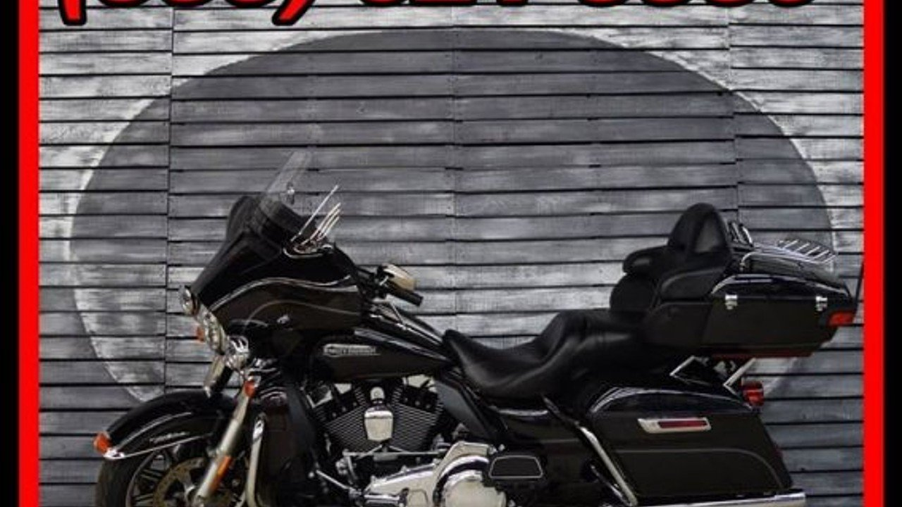 2016 Harley-Davidson Touring Ultra Classic Electra Glide for sale 200624663