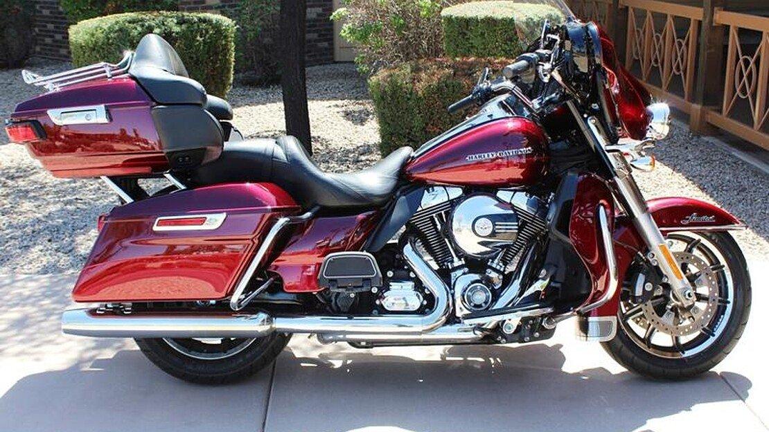 2016 Harley-Davidson Touring for sale 200625278